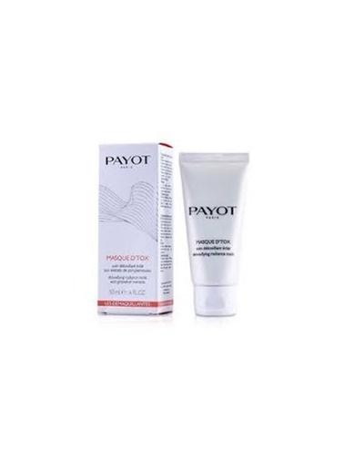 Payot Payot Masque d Tox Tube 50ML - Temizleyici Renksiz